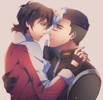 I Won't Give Up on You (Shiro and Keith)