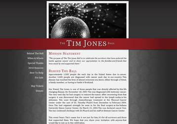 The Tim Jones Ball by breakdancingcat