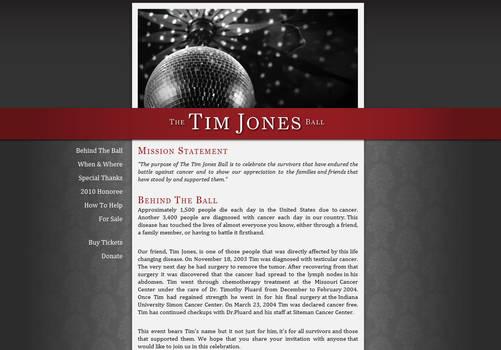 The Tim Jones Ball