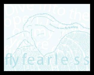 Fly Fearless by breakdancingcat