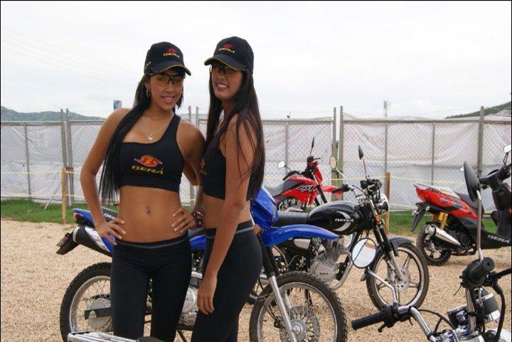 Modelos de motos bera venezuela by Crispetax
