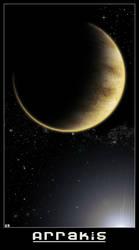 Arrakis by halogenlampe