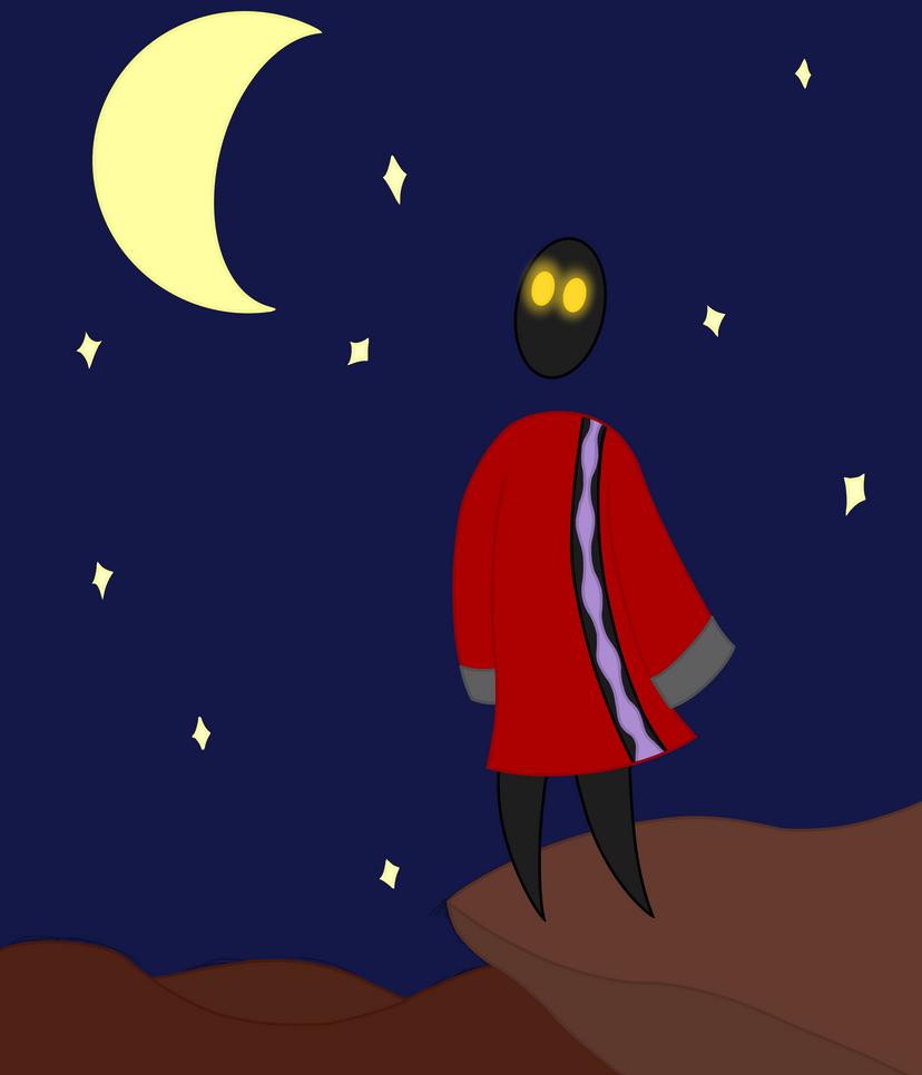 stranger in the night by martyrex