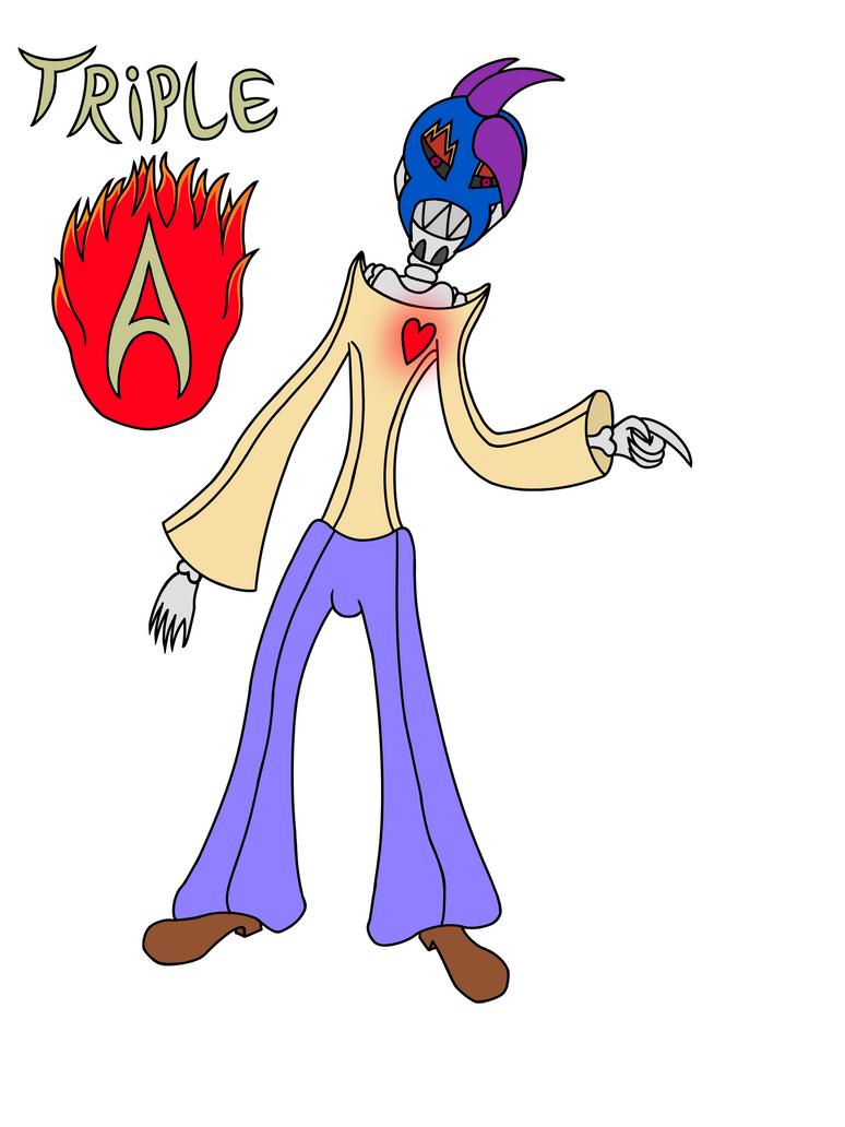 Amir Alpha Atlas by martyrex