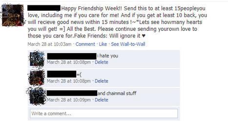 Epic Facebook Fail