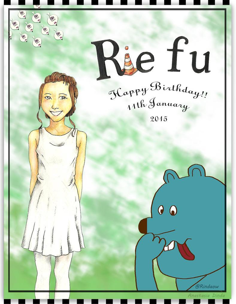 Rie Fu by Choco-Doll123