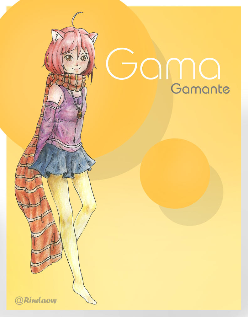 Gamante by Choco-Doll123