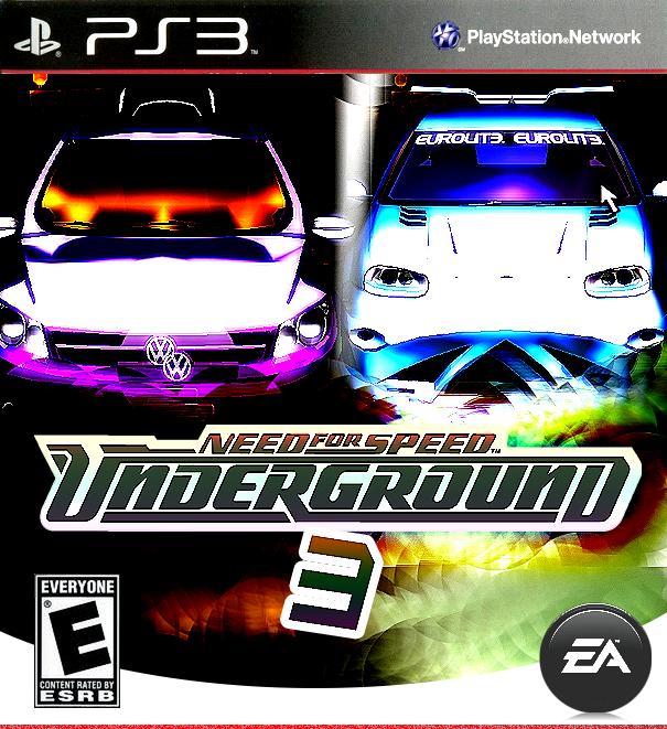 Need For Speed Underground 3 By Elthonaboa On Deviantart