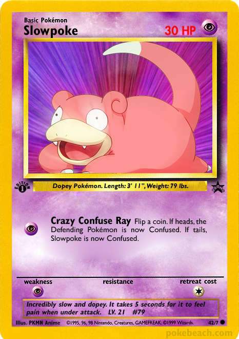 What The Best Nature For Slowpoke