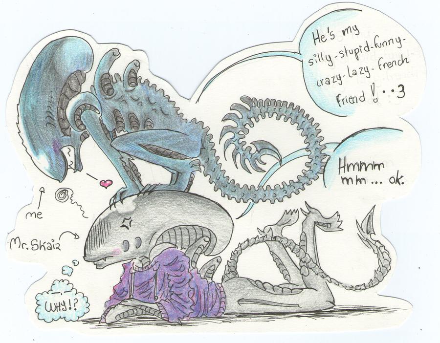Mis dibujos, espero que os gusten - Página 2 Hmmm__ok__by_sweetyxenomorph-d4pgdrq