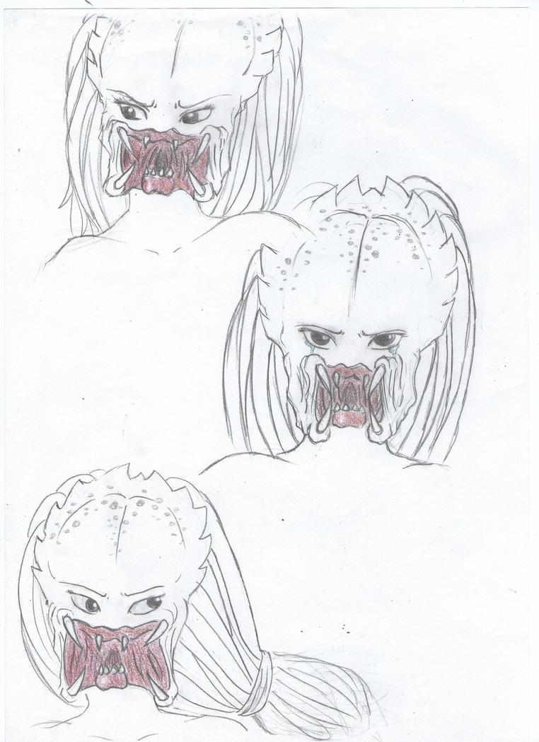 Mis dibujos, espero que os gusten - Página 3 Fujii__s_by_sweetyxenomorph-d4tus5e