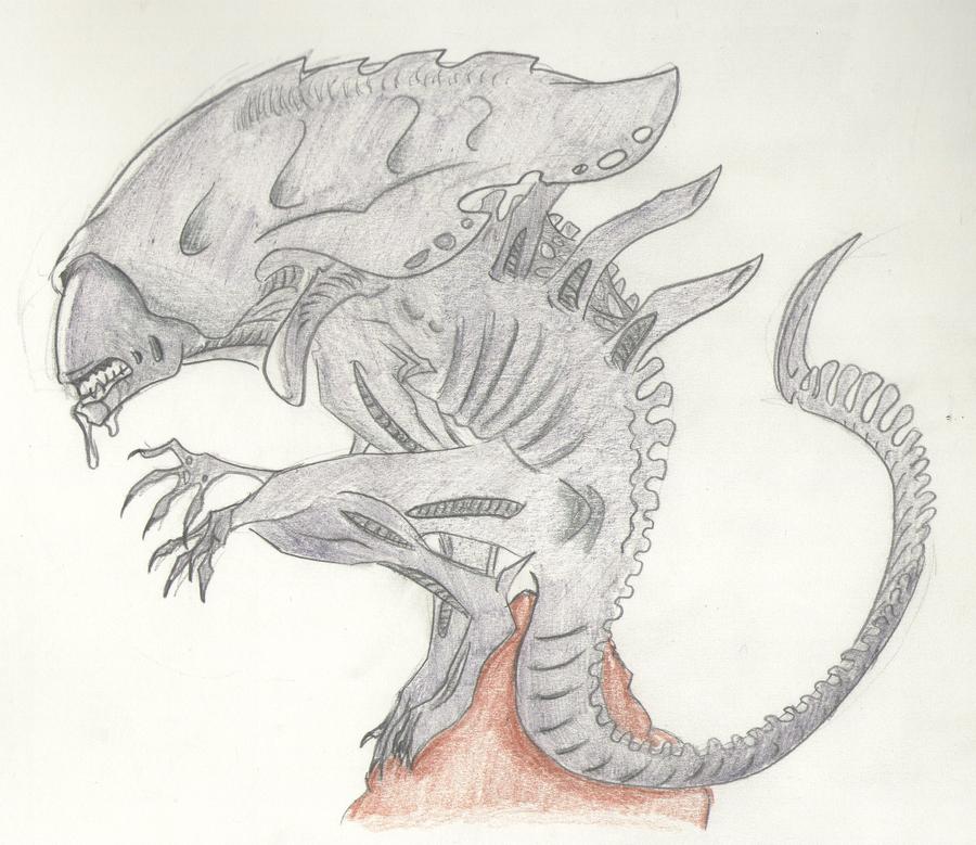 Mis dibujos, espero que os gusten - Página 3 Too_tempting_by_sweetyxenomorph-d4v6lwp