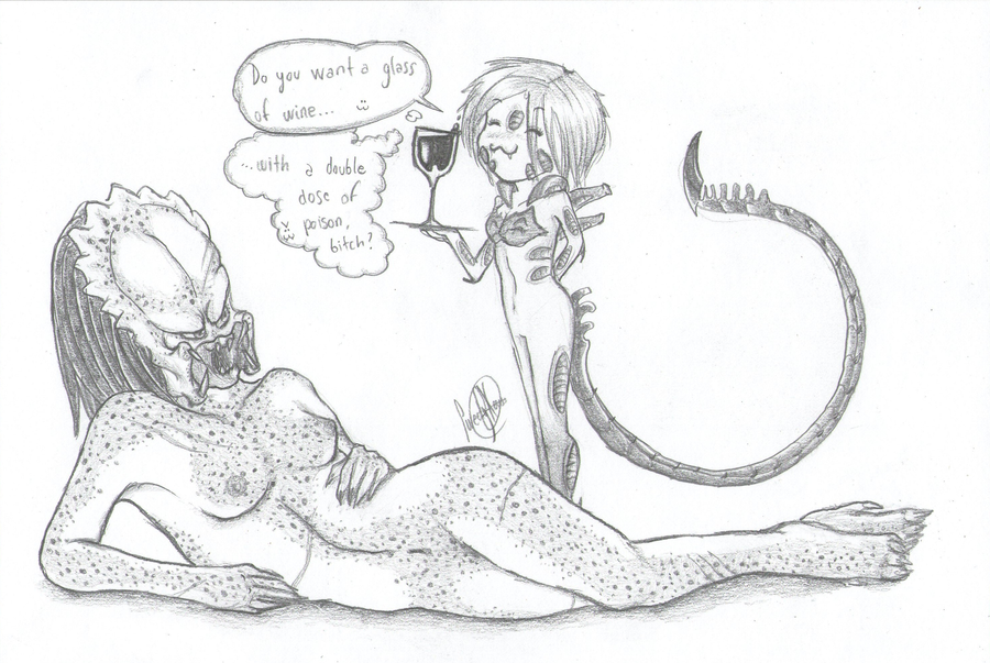 Mis dibujos, espero que os gusten - Página 4 Do_not_trust_dulce__by_sweetyxenomorph-d58s54s