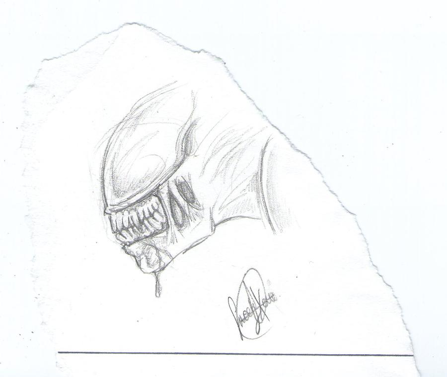 Mis dibujos, espero que os gusten - Página 4 Alien__by_sweetyxenomorph-d5d77t2