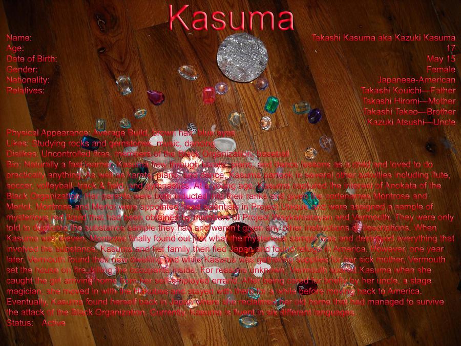 kazuki kasuma