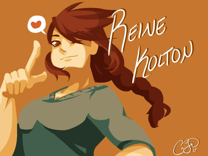 Reine Kolton by Nek0ShiChan