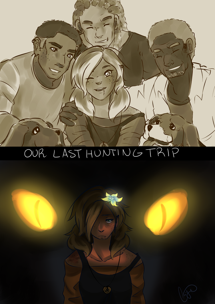 Our Last Hunting Trip by Nek0ShiChan