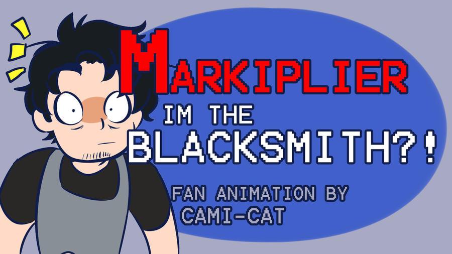 I'm a Blacksmith?!- New Animation! by Nek0ShiChan