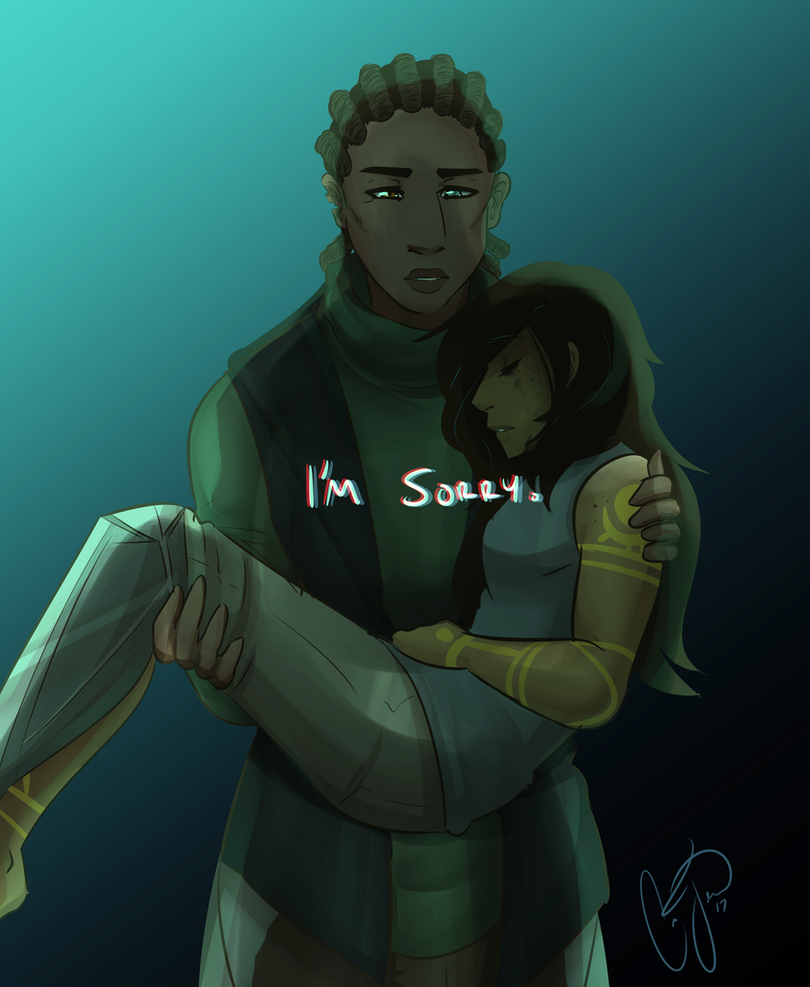 I'm Sorry by Cami-Cat-Doodles