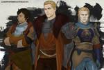 Rylen, Michel, and Cullen