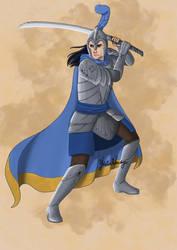 Elf Warrior [from Gondolin]
