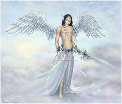 The Angel by Morphera