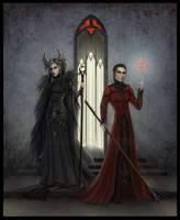 The Apprentice by Morphera