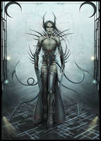 Necromechanical by Morphera