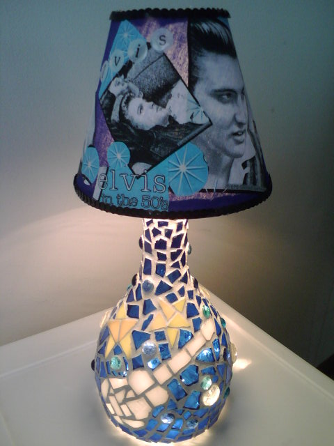 Elvis Lamp By KimmyRenee ...
