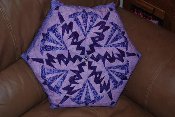 Sew Pillow by unicornslave