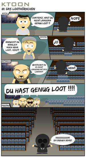 KToon #1  Das Loothoernchen