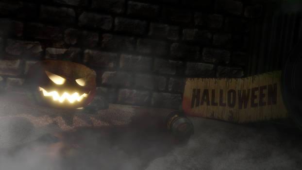 Halloween Artwork 2015