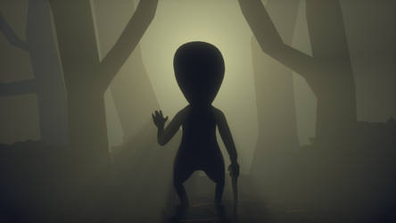 A Alien or Something else? by KAOZTAINMENT