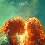 ONE KISS by ShuShuhome