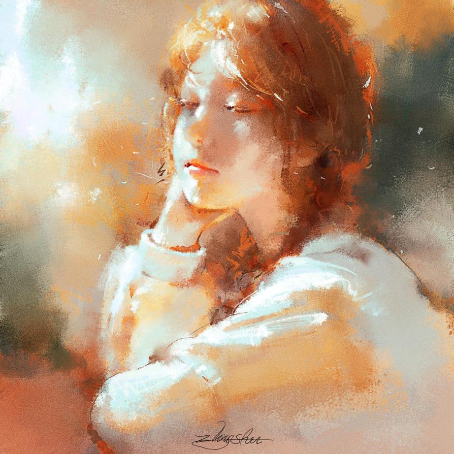 Autumn daydream by ShuShuhome