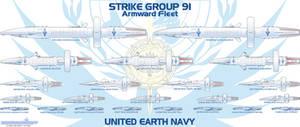 Sci-Fi: Strike Group 91