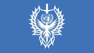 Sci-Fi: Battle Flag of the United Earth Alliance