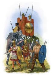 Army of Pyrrhus by JohnnyShumate