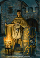 Praetorian Guard by JohnnyShumate