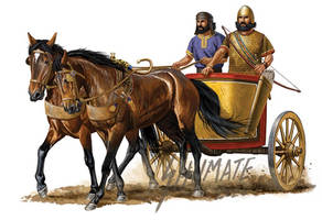 Judean Chariot, Army of King David