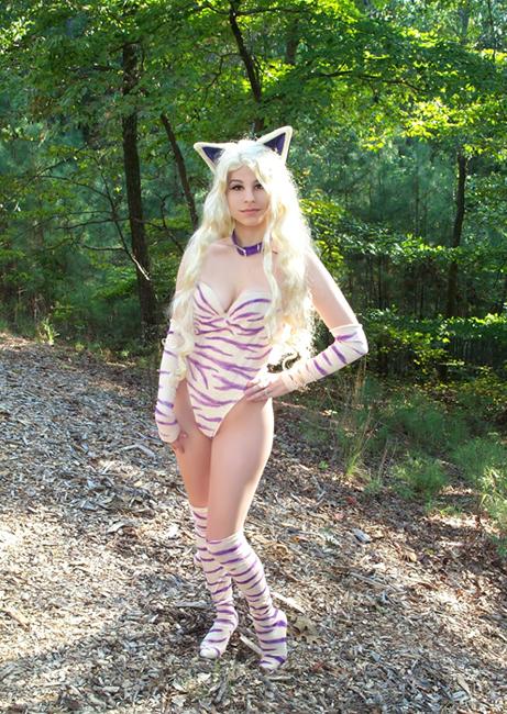 Cheshire Cat 02 by HeatherCosplay