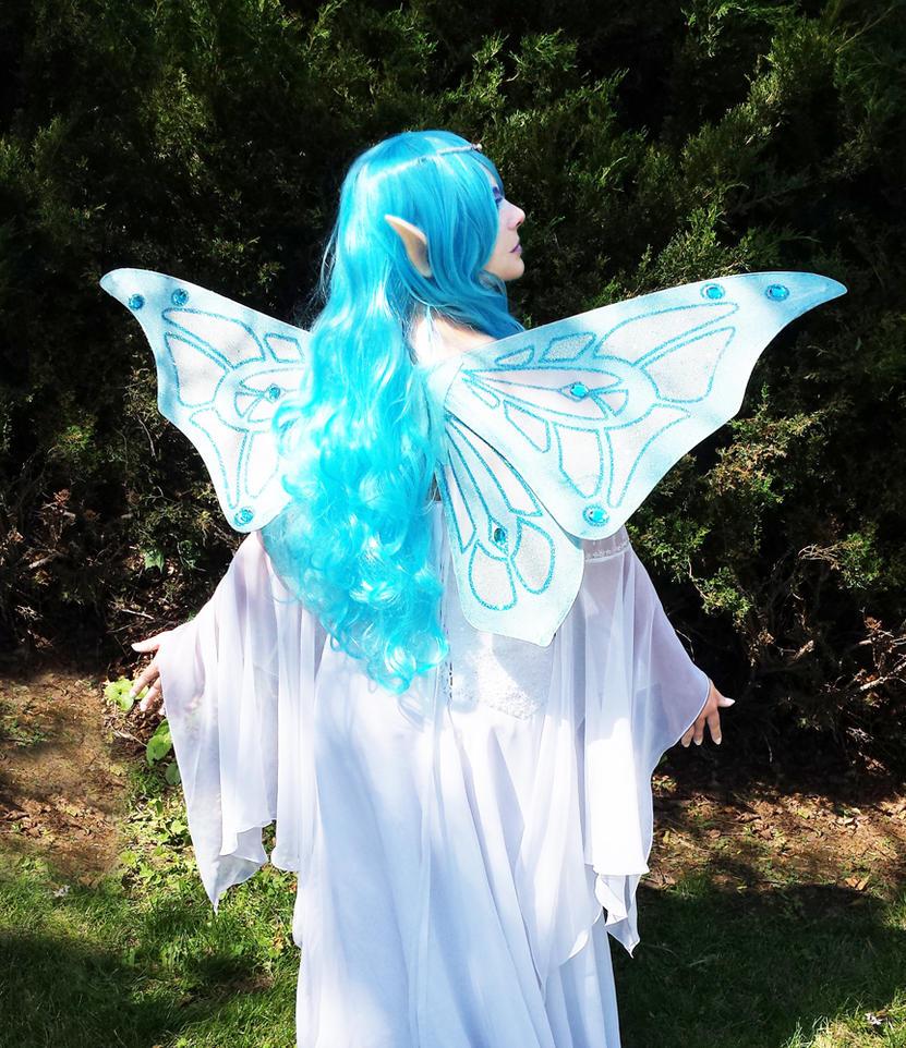 Nieves Faerie Wings by HeatherCosplay