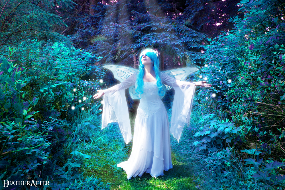 Blue Magic by HeatherCosplay