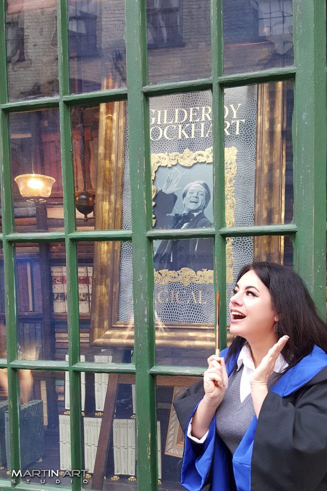 Fangirling Over Gilderoy Lockhart by HeatherCosplay