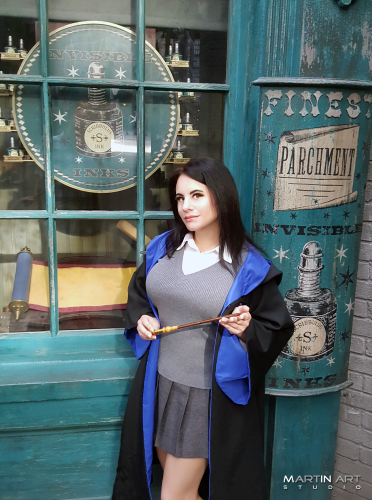 Ravenclaw Student by HeatherCosplay