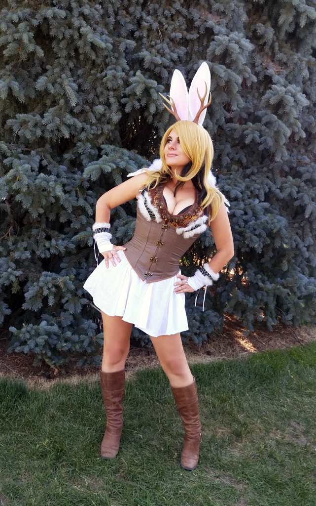 Wolpertinger by HeatherCosplay