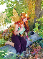 Contemplating Colors by HeatherAfterCosplay