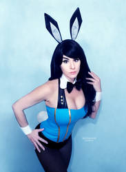 Cottontail or Tribble? by HeatherAfterCosplay