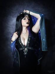Nyx - Goddess of Night