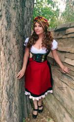Oktoberfest Frau